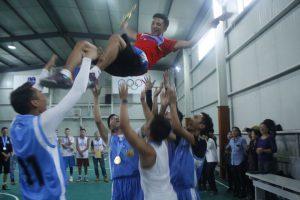 2016 оны сагсан бөмбөгийн аварга шалгаруулах тэмцээн